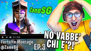 REACTION AI VOSTRI MONTAGE/PROVINI MIGLIOR EPISODIO DI SEMPRE?! FORTNITE ITA #3