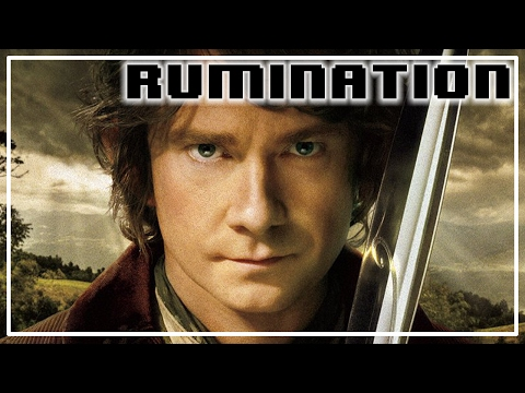 Rumination Analysis on The Hobbit, An Unexpected Journey