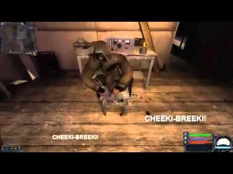Chiki Briki в S.T.A.L.K.E.R.