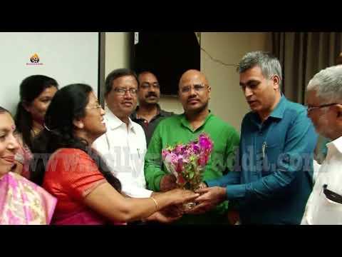 Film Director Vikrant More felicitated for his film Ek Andekha Sach