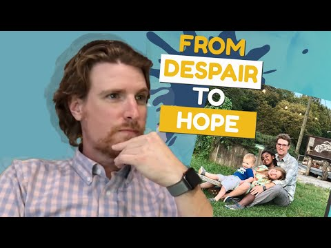 Alcoholism Documentary (Nate's Journey From Despair To Hope)