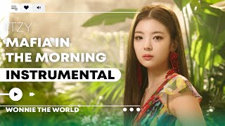 Download ITZY - Mafia in the morning | Instrumental