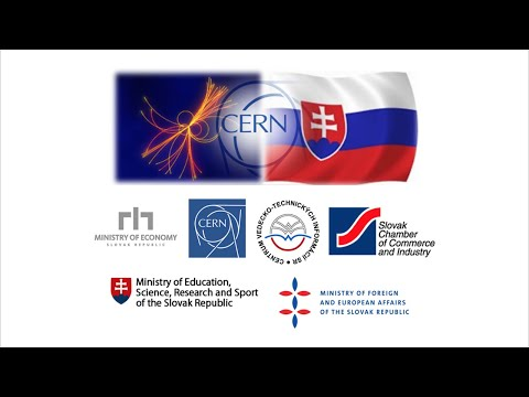 CERN – SLOVAKIA INDUSTRY AND KNOWLEDGE TRANSFER