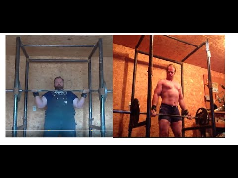 From FAT Powerlifter to JACKED Powerlifter