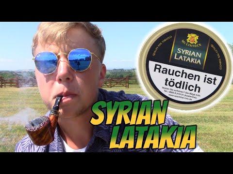 MCLINTOCKS SYRIAN LATAKIA - PIPE TOBACCO REVIEW!