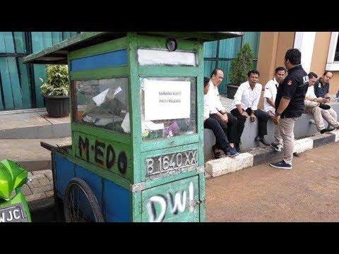 Modus Nyamar Jual Nasgor Keliling, Bais Lima Kali Maling Motor, Diringkus Polisi saat Beraksi Mp3