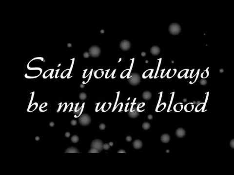 White Blood- Oh Wonder (Lyrics)