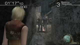Resident Evil 4 Mod - Ashley Graham por Ada v. 3.0