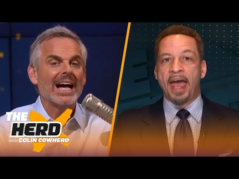 Westbrook's a much better win in trade than Wall, talks LeBron-AD duo — Broussard   NBA   THE HERD