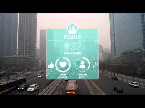 Safe Cities Index: 50 Cities Walk Through - BEIJING