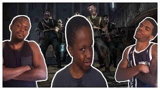 HOW FAR CAN THEY GO?! - Black Ops 2 Zombies Gameplay ft. Juice & Trent