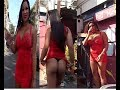 LateNight life Trap in Thailand Pattaya Soi 6 by ladyboys