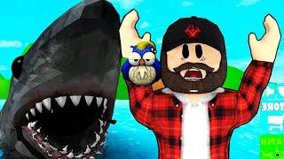 SHARK SIMULATOR! SHARK SIMULATOR! | Roblox