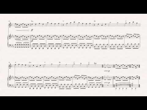 Clarinet  - Gravity Falls Theme Song - Gravity Falls -  Sheet Music, Chords, & Vocals