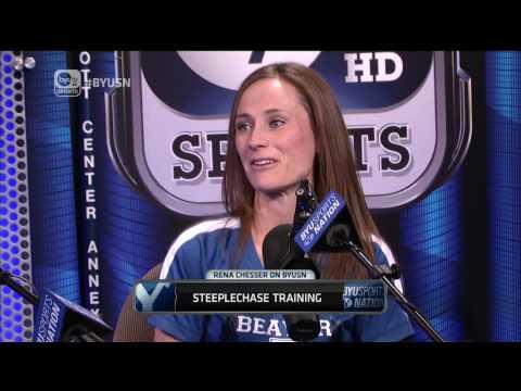 BYUSN: Olympic hopeful Rena Chesser | May 31, 2016