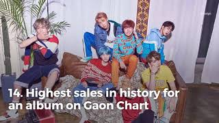 Video 21 Records Broken By BTS As They Continue To Soar Soompi download MP3, 3GP, MP4, WEBM, AVI, FLV November 2018