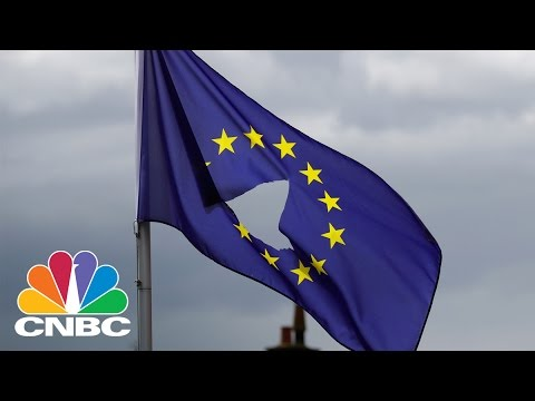 EU Receives Brexit Letter From Britain | CNBC