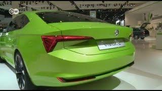 Skoda Vision C и другие самые яркие новинки и концепт-кары автосалона в Лейпциге