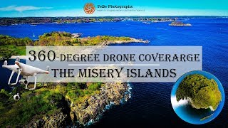 360-Degree Drone Coverage | The Misery Islands