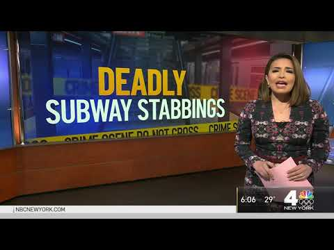 Subway Slashing Spree: 2 Killed, 2 Injured in Attacks on NYC's A Line