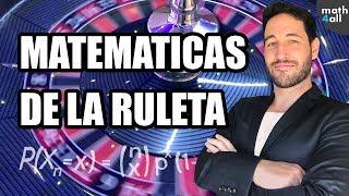 Las Matemáticas de la Ruleta