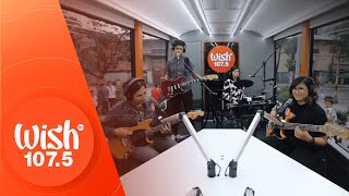 "Oh, Flamingo! performs ""Naubos Na"" LIVE on Wish 107.5 Bus"