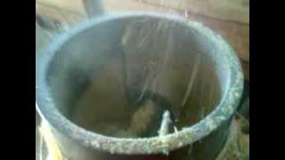 Repeat youtube video Pellettatrice fai da te a basso costo / home made pellet mill