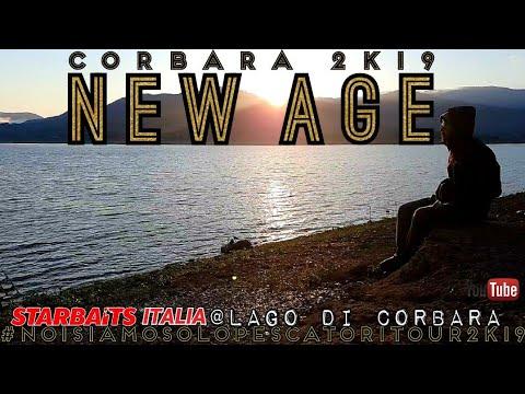 NEW AGE - Starbaits Italia @Corbara 2k19 - Carpfishing Sul Lago Di Corbara