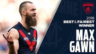 The best of Max Gawn in 2018 | Club Champion Series | AFL