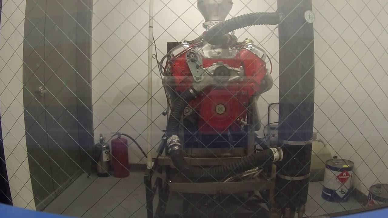 Vortecpro Peanut Port 467 Post Dyno Test