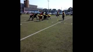 spartans vs aao week1 2015 2nd half