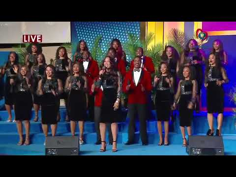 "Christ Embassy Houston Choir Remix ""You Deserve It All"" by Pastor Saki"