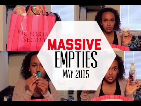Empties| May 2015