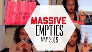 Empties| May 2015
