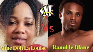 🔴Affaire RAOUL LE BLANC VS Mme Doh Louise nos observations