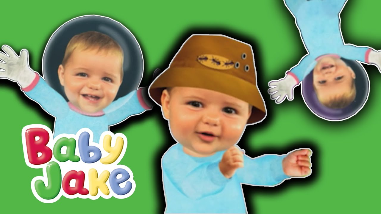 Baby jake cbeebies