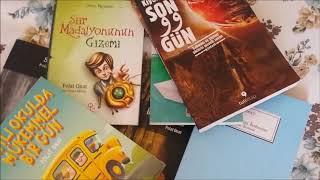 Polat Onat'ın Yazdığı Tüm Kitapların Klibi