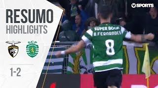 Highlights | Resumo: Portimonense 1-2 Sporting (Liga 17/18 #32)