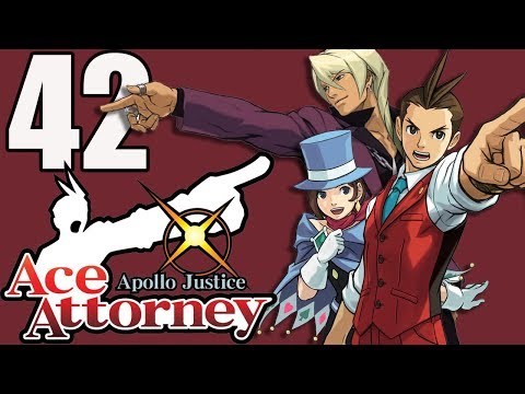 Ace Attorney: Apollo Justice (Blind) -42- A Difficult Decision