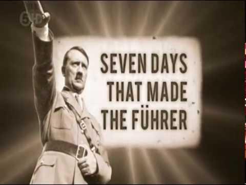 Hitler: speaking ability