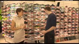видео Кроссовки для фитнеса. Как выбрать обувь для фитнеса?