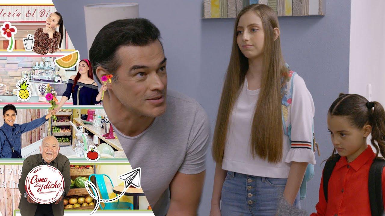 Marco busca recuperar a sus hijas Daniela y Emiliana | Quien te quiere... | Como dice el dicho