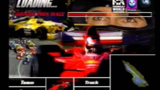 Formula One - 98 - Playstation - Gameplay