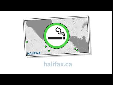 Smoking By-law - Coming Oct. 15, 2018 (6 sec)