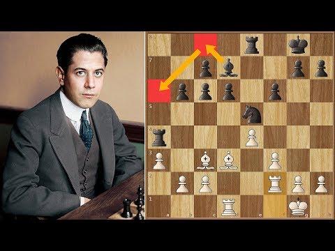 Endgame Lesson From Capa  Kan vs Capablanca  Moscow 1936.