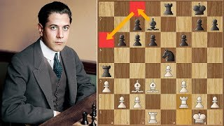 Endgame Lesson From Capa | Kan vs Capablanca | Moscow 1936.