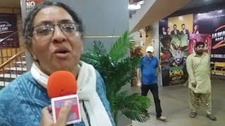 Andhadhun Pakistani Public Review Capri Cinema Karachi
