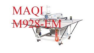 Máy may lập trình MAQI M928