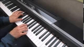 Peur sur la ville (thème fête foraine) - Ennio Morricone (piano solo)