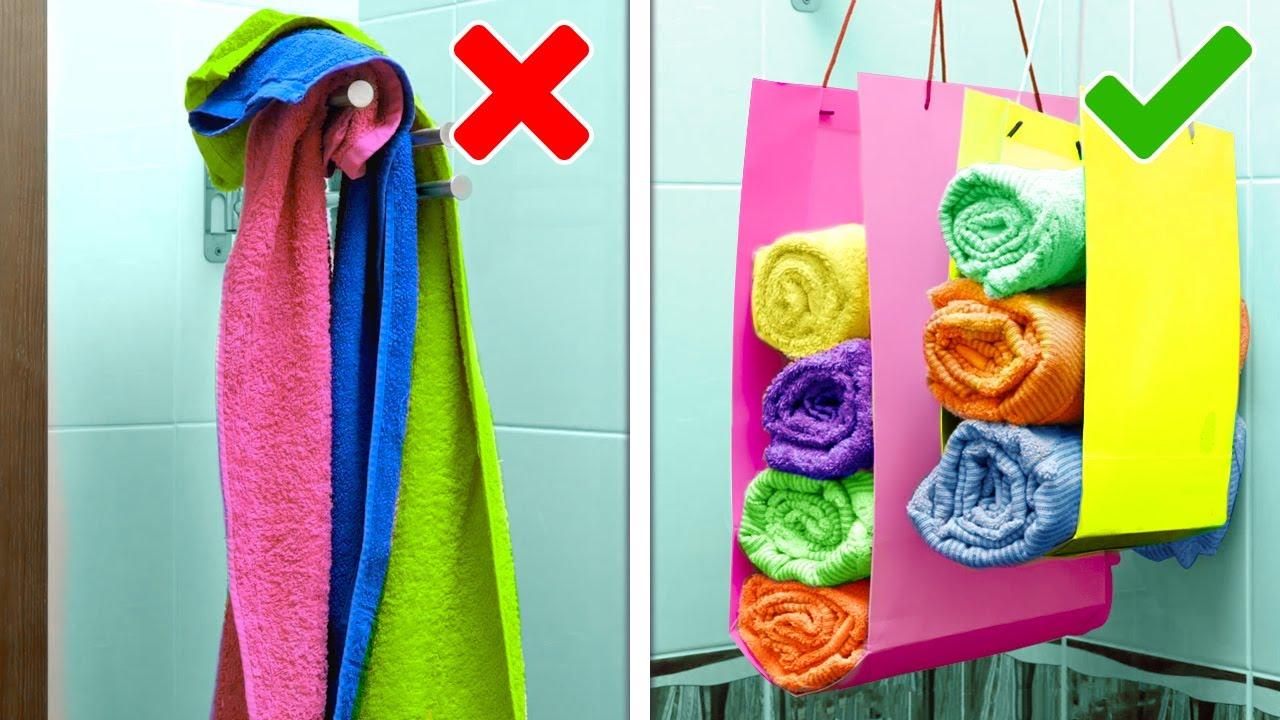 26 SMART ORGANIZING TRICKS TO MAKE YOUR HOME SHINE